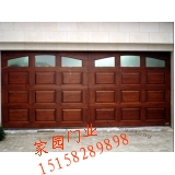 Jiayou upper row hanging automatic door - Bengbu Jiayou door Engineering - garage door - electric so