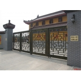 Bengbu courtyard door 01
